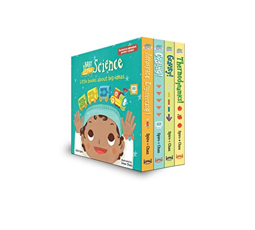 Baby Loves Science Board Boxed Set -