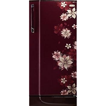 Godrej 221 L 3 Star Direct Cool Single Door Refrigerator(RD ESX 236 TAF 3 2  MRL WIN, Marvel Wine)