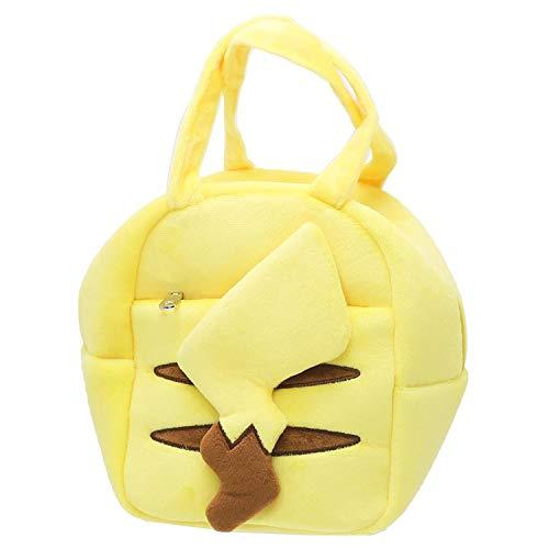 Bly cola de Pikachu Pokemon Plush Doll characoro bolsa de Japón