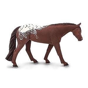 Safari s154305alas de el Mundo Caballo Appaloosa Quarter Horse Mare en Miniatura