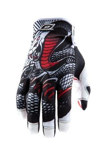 Mx Gloves Oneal Jump Serpent Nero-Bianco (Xxl (12) , Nero)