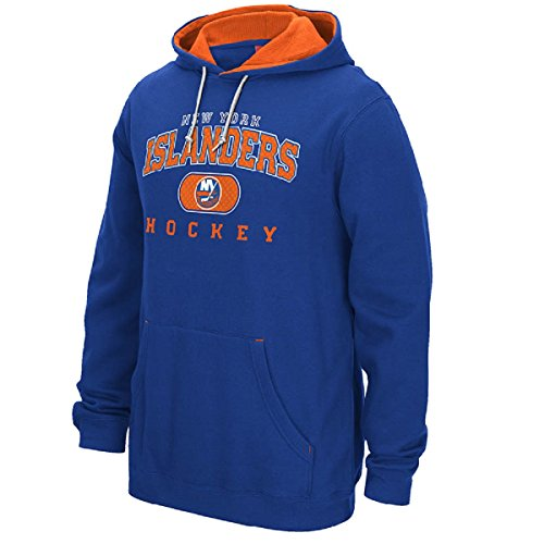 New York Islanders Reebok NHL Men's Playbook Hooded Sweatshirt - Reebok 510