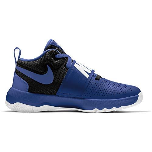 NIKE Team Hustle D 8 (GS), Zapatos de Baloncesto para Niños