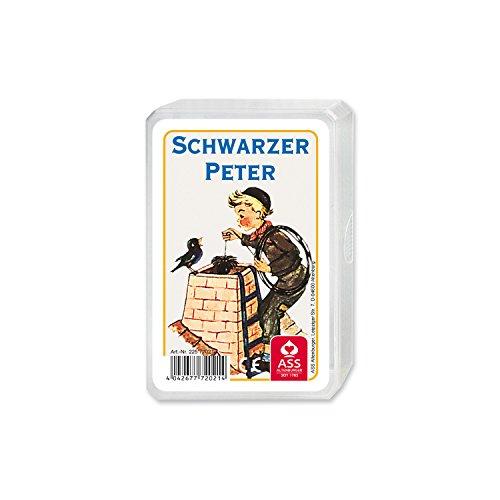 ASS Altenburger - Schwarzer Peter (Schwarz Top Kinder Hat)