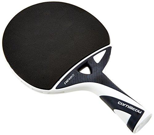 Cornilleau Nexeo 70 Racchette Ping Pong, Nero/Bianco