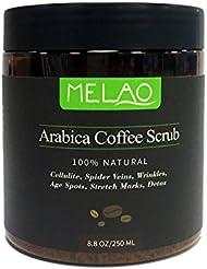 Misyo Body Arabica Kaffee Peeling Natürliches Öl Körper Peeling Für Peeling Whitening Moisturizing Reduzierung Cellulite