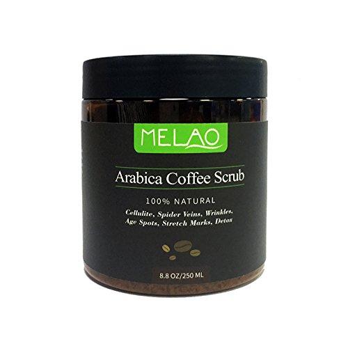 Misyo - Exfoliante natural de café con