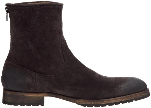 Atelier Voisin Bassel Suede, Boots homme Taupe