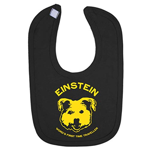 Einstein Time Traveller Back To The Future Baby And Toddler Bib (Time Traveller Kostüm)