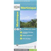 Martinique  1 : 75 000