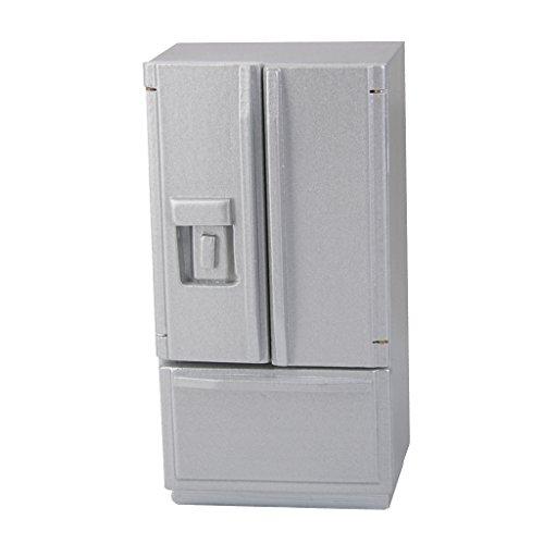 F Fityle Astilla Frigorífico Refrigerador De Madera