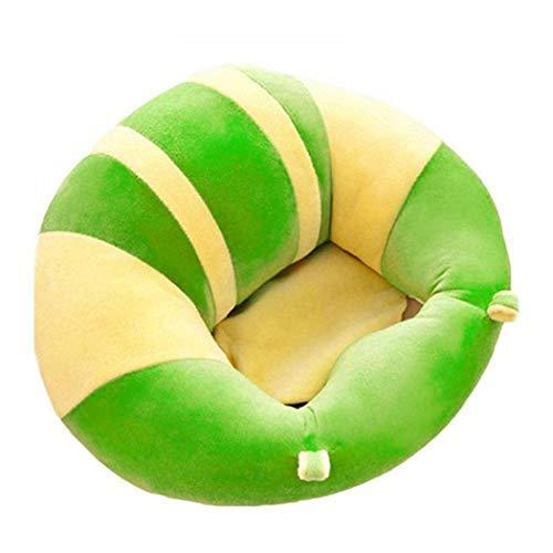fnemo Baby-Sofa,Baby-Stützsitz-Sofa-Plüsch-weiche pp. Baumwolle, die lernt, Stuhl zu sitzen, halten Sitzhaltung, die für 0-2 Jahre altes Baby bequem ist