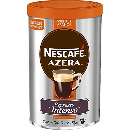 Nescafé - Espresso Intenso Boite 95G - Livraison Gratuite pour les commandes en France - Prix Par Unité