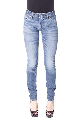 Please Damen Jeans Slim FIT SCHLANK P95 XXS Denim