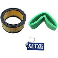xlyze Filtro de aire pre-filtro para Kohler 4508302-S 4508302mv16-mv20Magnum m10-m20CV17-CV26cv620-cv745V16-v2016–20y 25–27HP motores