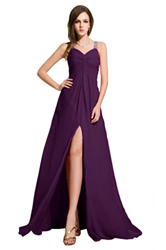 Sunvary Bateau-Cut Mother of the Bride, senza Gowns pavimento Rosso