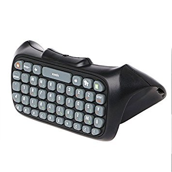 Tradico® Wireless Text Messenger Chatpad Keypad Keyboard for Xbox 360 Gaming Controller