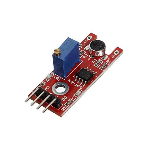 Bluelover Mikrofon Voice Sound Sensor Modul Für Arduino