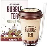 Etude House Bubble Tea Sleeping Pack (100g) (Black Tea)