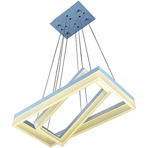 Fei & S Risparmio Energetico Moderno Lampada da soffitto, con miglior servizio