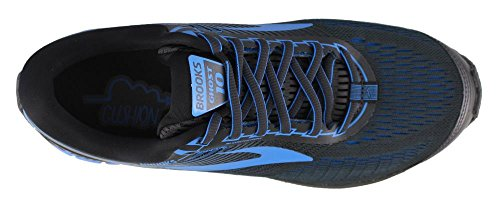 Brooks Herren Ghost 10 Gymnastikschuhe Ebony/Metallic Charcoal/Electric Br