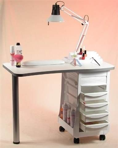 table manikit blanche base