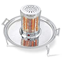 AL SAIF Electric Heater Four Seasons Hyper Silver, Tbsa large JANO - JN2349