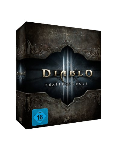 Diablo III: Reaper of Souls - Collector's Edition (Add - on) - [PC] - Pc Game Diablo