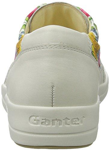 Ganter - Giulietta-g, Scarpe da ginnastica Donna Mehrfarbig (weiss/multi)