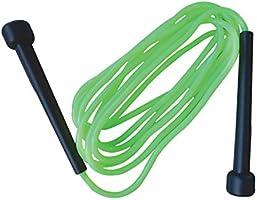 Schildkröt Fitness springtouw Speed Rope, groen-antraciet, in PVC draaistoel, 960025