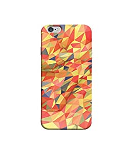 Kaira High Quality Printed Designer Soft Silicone Back Case Cover For Apple iPhone 6s Plus (11026_gmtrc)