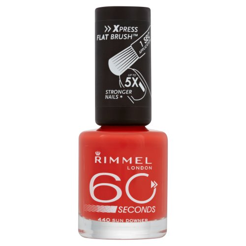 Rimmel 60 Seconds Vernis à ongles - Suns Downer