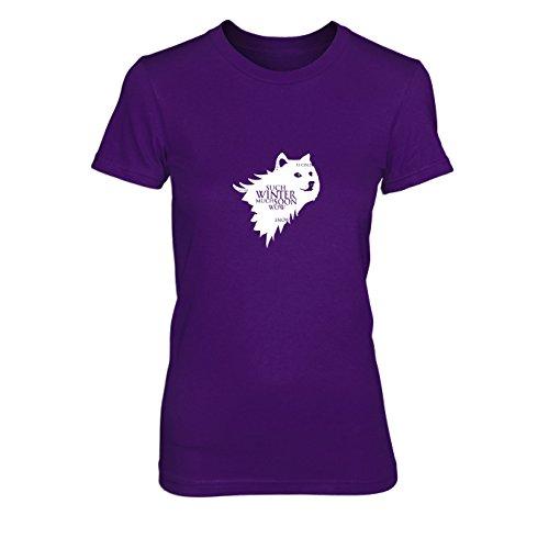 Doge Meme - Damen T-Shirt, Größe: XL, Farbe: ()