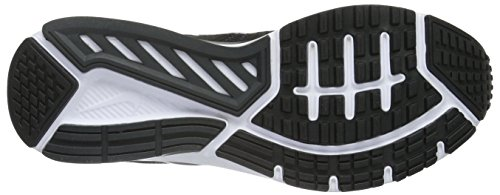 Nike Wmns Dart 12, Chaussures de Running Entrainement Femme Noir (Black/White/Anthracite)