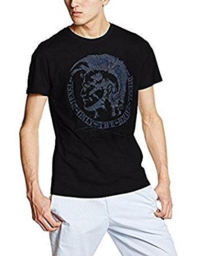 diesel-diego-t-shirt-men-l-black