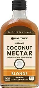 Big Tree Farms Bio Kokosblütennektar, Blonde, 6x 240 ml
