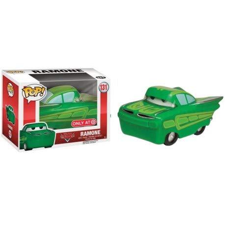 Funko - Figurine Disney Cars - Green Ramone Exclu Pop 10cm - 0849803062682