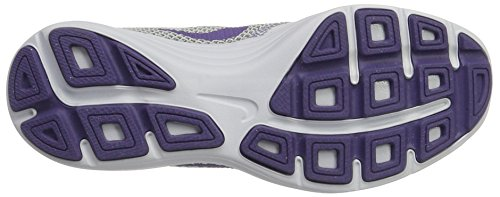 Nike Nike Revolution 3, Damen Laufschuhe, Chaussures de course femme Blanc (White/Purple Earth-Wolf Grey)