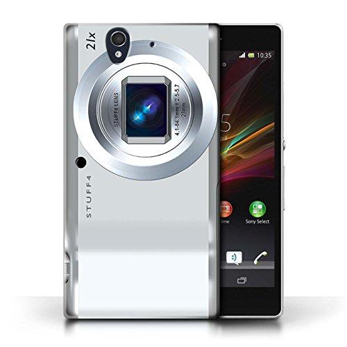 Coque en plastique pour Sony Xperia Z Collection Appareil Photo - Millésime Compact
