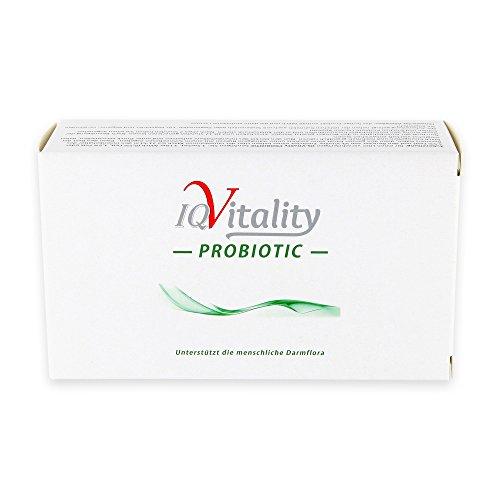 IQv Probiotic Joghurtkulturen zum Anrühren 4×10 g - 9