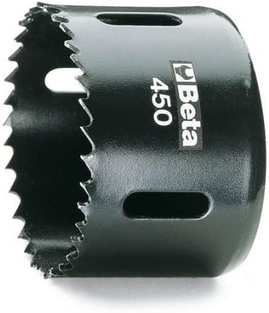 Beta Tools 450 127-Brocas Cranianas Em Em Em Hss Bi-Metal | The King Of Quantità