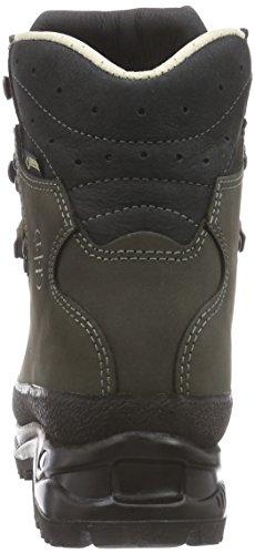 Hanwag Alaska Lady Gtx, Chaussures de Trekking et Randonn&EacuteE Femme Dark Grey - Asche
