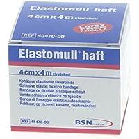 Elastomull haft Binde, elastische Fixierbinde, selbsthaftend Schnellverband, 4 cm preisvergleich bei billige-tabletten.eu