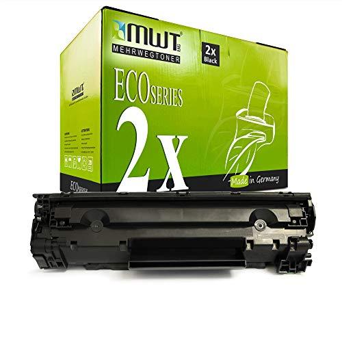 2X Kraft Office Supplies Cartouche de Toner pour Canon I-Sensys MF 211 212 216 217 226 227 229 231...