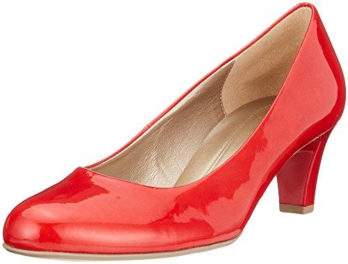 Gabor Shoes Damen Basic Pumps, Rot (Red), 36 EU