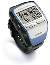 Garmin Forerunner 205 Wrist Worn GPS Personal Training Device (discontinued by manufacturer)