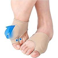 JJOnlineStoreHallux-Valgus-Gelbandage für die Füße,1Paar, Naturfarben, schützt die große Zehe, zur Fußkorrektur preisvergleich bei billige-tabletten.eu