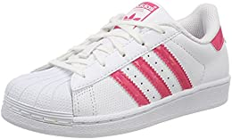 Adidas Superstar, Sneakers Basses Mixte Enfant