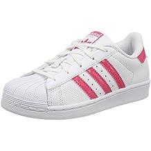d8b73be071034 adidas Superstar, Baskets Mixte Enfant, Weiß, ...