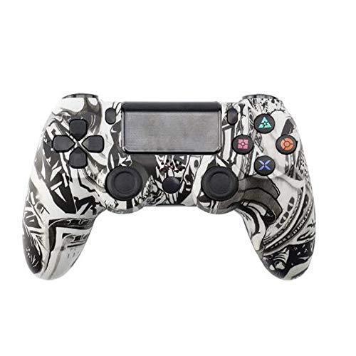 PS4 Wireless Wireless Controller, Dualshock 4 V2 Wireless Controller, (Produkte von Drittanbietern) Gold,Gold -